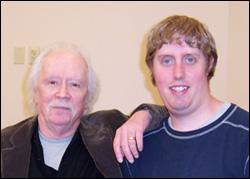 John Carpenter and Friend